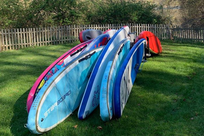 Gebraucht SUP- und Bootemarkt am Camping Rursee!